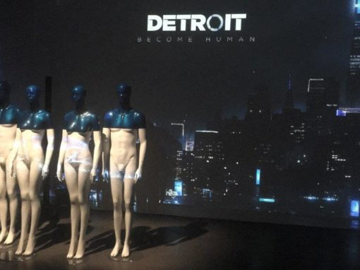 2018 PlayStation – Detroit: Become Human