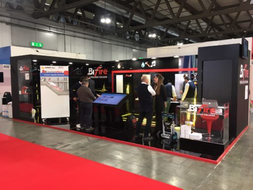 2019 MADE expo – Bifire Srl